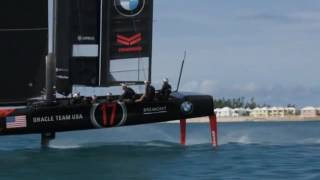 Download Parker Intellinder and Team Oracle USA Racing Boats Video