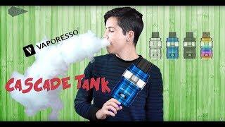 Download Vaporesso Cascade Tank / Revisión / claromizador de vapeo Video