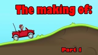 Download AI Learns to play Hill Climb Racing || Part 1 Making the Game Video