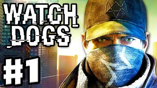 Download Watch Dogs - Gameplay Walkthrough Part 1 - Aiden the Hacker! (PC, PS4, Xbox One) Video