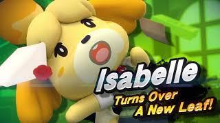 Download Isabelle in Super Smash Bros. Ultimate - Reveal Trailer Video