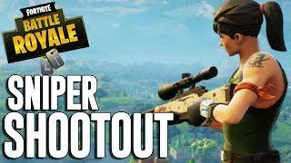 Download Sniper Shootout! 35 Frags - Fortnite Battle Royale Gameplay - Ninja Video