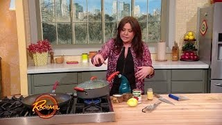 Download Swordfish Cutlets with Citrus Breadcrumbs and Chunky Caponata Video