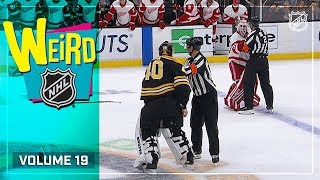 Download Weird NHL Vol. 19: We Can't Make This Stuff Up! Video