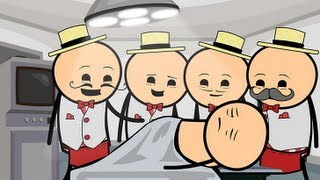 Download Barbershop Quartet Performs Surgery - Cyanide & Happiness Shorts Video