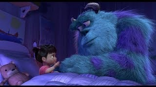 Download Touching Goodbye Scene - Monsters Inc (Boo & Kitty) Video