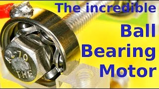 Download The Ball Bearing is the Motor Video