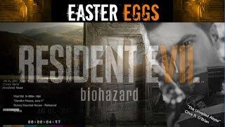 Download Resident Evil 7 Easter Eggs Video
