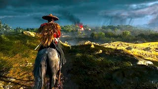 Download Ghost of Tsushima - Open World, Brutal Combat & Stealth Gameplay (PS4 2018) Video