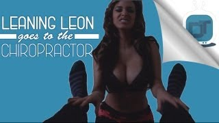 Download Leaning Leon Goes To The Chiropractor Ft. Tammy Torres & David So Video