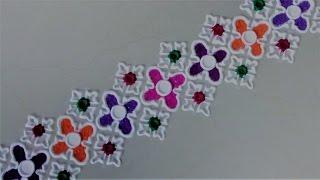 Download Super Easy and Creative Border Rangoli Designs Using Bangles.Rangoli Designs by Shital Mahajan. Video