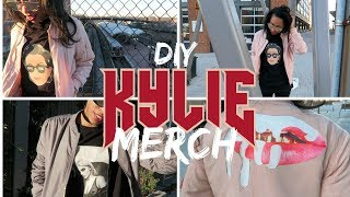 Download KYLIE JENNER MERCH DIY | 2017 Video