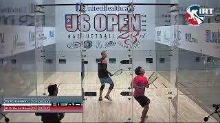 Download 2018 US Open - Semi-Final - R. Carson vs D. De La Rosa Video