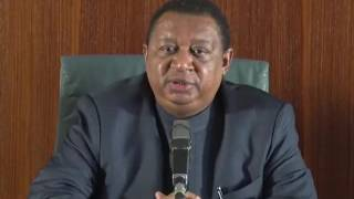 Download President Muhammadu Buhari Meets Newly Elected OPEC Scribe Video