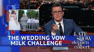 Download Video Of The Wedding Stephen Ruined With Almond Milk Video