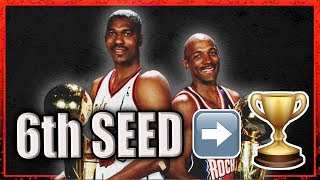 Download How the 1995 Rockets Won the Championship as the SIXTH Seed Video