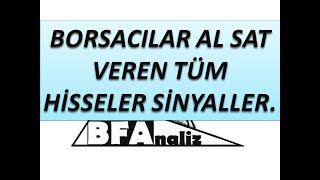 Download BORSACILAR BİST 50 TÜM AL SAT VEREN HİSSELER Video