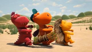 Download Trailer Coconut micul dragon (Coconut The Little Dragon / Der kleine Drache Kokosnuss 3D)(2014) Video