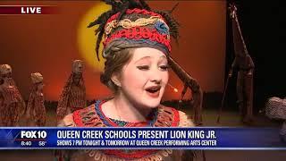 Download Queen Creek Unified School District presents Lion King Jr. Video