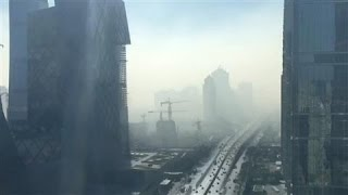 Download Time-Lapse Video Shows Smog Enveloping Beijing Video