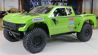 Download Axial Yeti SCORE RTR RC Trophy Truck Video
