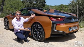 Download THIS is the New BMW i8 Roadster! | FIRST DRIVE Video