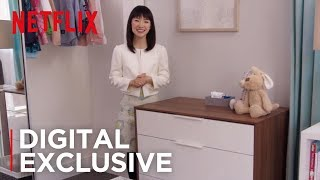 Download How To Fold Children's Clothes | Tidying Up with Marie Kondo | Netflix Video