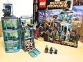 Download 【レゴ】今まで買ったレゴの中で1番すごい!ギミック満載のレゴ マーベルヒーローズのアベンジャーズタワーの攻撃を紹介! lego marvel heroes Video