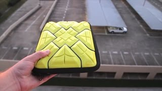 Download Can an iPad Survive a 100 FT Drop in the G-Form Sleeve? Video