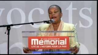 Download Discours d'ouverture - Christiane Taubira, Garde des Sceaux, ministre de la Justice Video