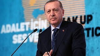 Download Turkey's President Erdogan threatens Europe with new wave of refugees Video