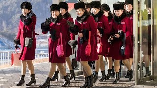 Download North Korea's 'Army of Beauties' | NYT Video