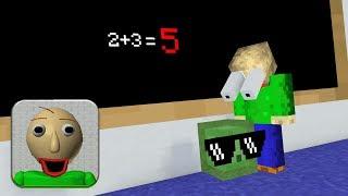 Download Monster School : BALDI'S BASICS BECOME TEACHER - Minecraft Animation Video