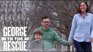 Download An Inspiring Couple Receives a Life-changing Accessibility Renovation | George to the Rescue Video