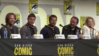 Download Supernatural: 2016 Comic-Con Panel Video