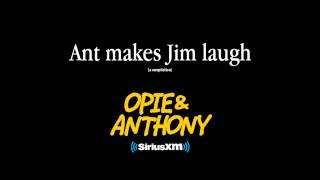 Download Ant makes Jim laugh Video