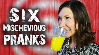 Download 6 Mischievous Tricks & Pranks - for April Fools' Video