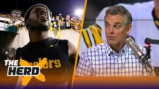 Download Colin Cowherd on the Steelers' Week 13 win, JuJu Smith-Schuster's suspension | THE HERD Video
