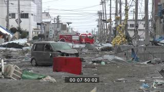 Download Japan Tsunami Aftermath Full Length Stock Footage - 15th March 2011 Part 1 Video