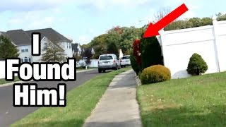 Download HUNTING FOR MY STALKER CLOWN! *I FOUND HIM!* Video