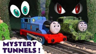 Download Thomas and Friends Mystery Tunnel Toy Stories learning colors with nursery rhymes and Tom Moss TT4U Video