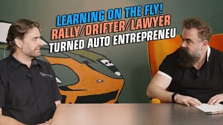 Download Learning on the Fly! Rally/Drifter/Lawyer, Turned Auto Entrepreneur - ACP (Service Drive Revolution) Video