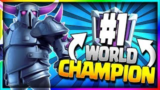 Download #1 WORLD CHAMPION DECK!! $150,000 Winning Deck - CCGS Champion SergioRamos Decks - Clash Royale Video