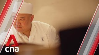 Download The Tokyo sushi chef serving ″rotten″ fish with pride | Remarkable Living Video