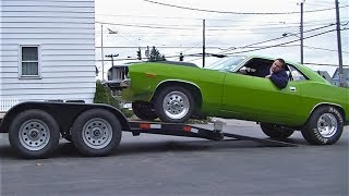 Download Moving the 596HP 408 Stroker - Open Headers - CUDA [Ric0000 Archive] Video