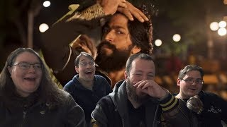 Download KGF 2nd Trailer Reaction and Discussion Video