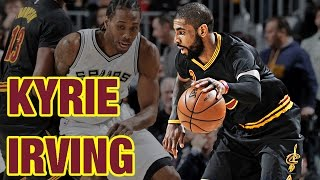 Download Kyrie Irving 29 Points, 9 Assists vs Spurs | 01.21.17 Video