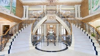 Download French Chateau in Mississauga, Canada Video