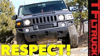 Download Why The Hummer H2 Deserves More Respect Than You Think! World's Most Hated Truck Ep.3 Video