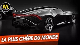 Download Salon de Genève : Bugatti ″La Voiture noire″, la plus chère du monde Video